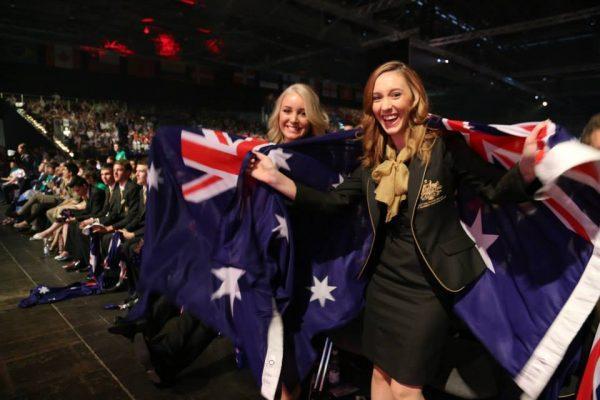 Inaugural WorldSkills Oceania Competition