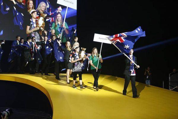 42nd WorldSkills International Competition