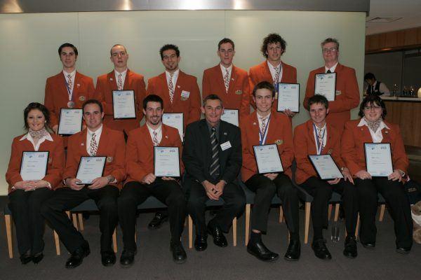 38th WorldSkills International Competition