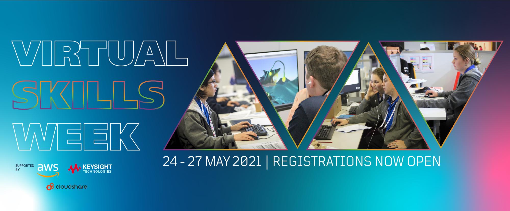 Virtual Skills Week 2021 - WorldSkills Australia